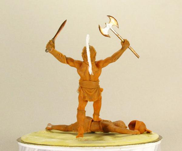 Скульптура: Воин, фото #5