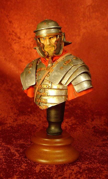 Фигурки: Римский легионер, I век н.э., фото #3