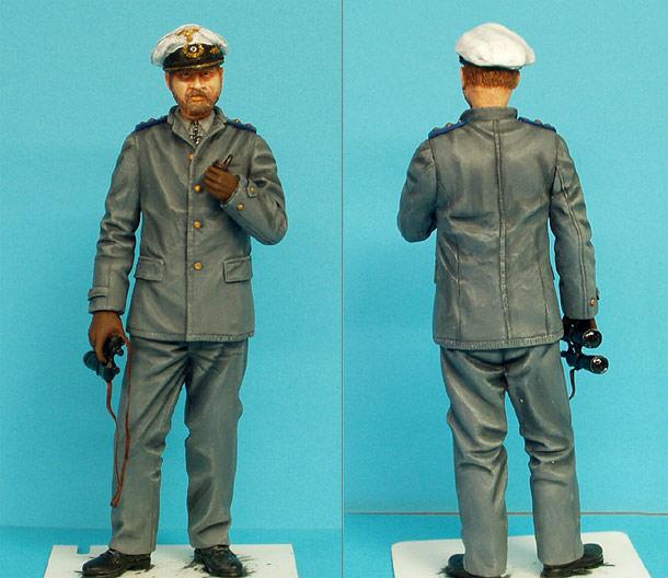 Фигурки: Немецкий подводник