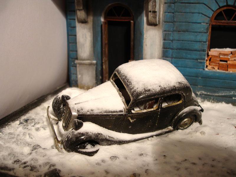 Диорамы и виньетки: На улицах Харькова, фото #6