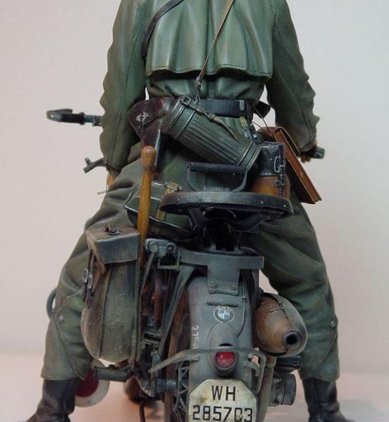 Фигурки: Немецкий фельджандарм, фото #4