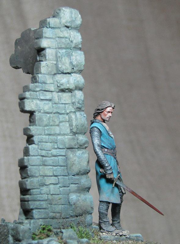 Фигурки: Рыцарь королевства Иерусалимского, фото #5