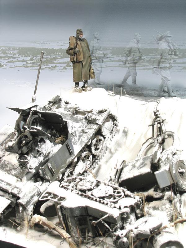 Диорамы и виньетки: Тени Сталинграда, фото #1
