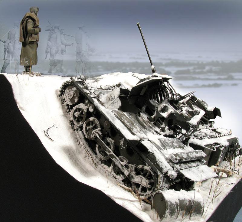 Диорамы и виньетки: Тени Сталинграда, фото #4