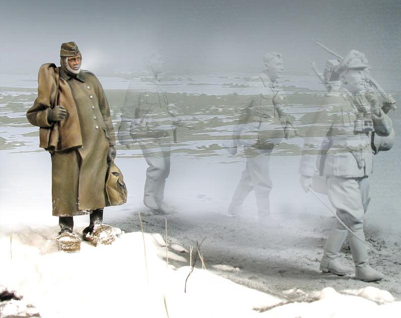 Диорамы и виньетки: Тени Сталинграда, фото #5