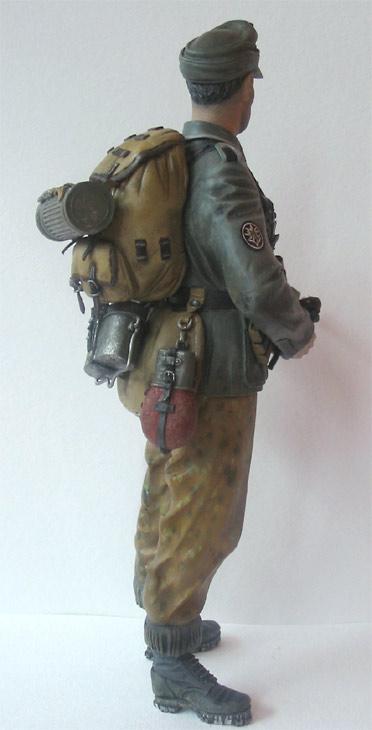 Фигурки: Горный стрелок СС, фото #4