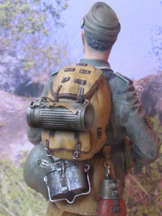Фигурки: Горный стрелок СС, фото #8