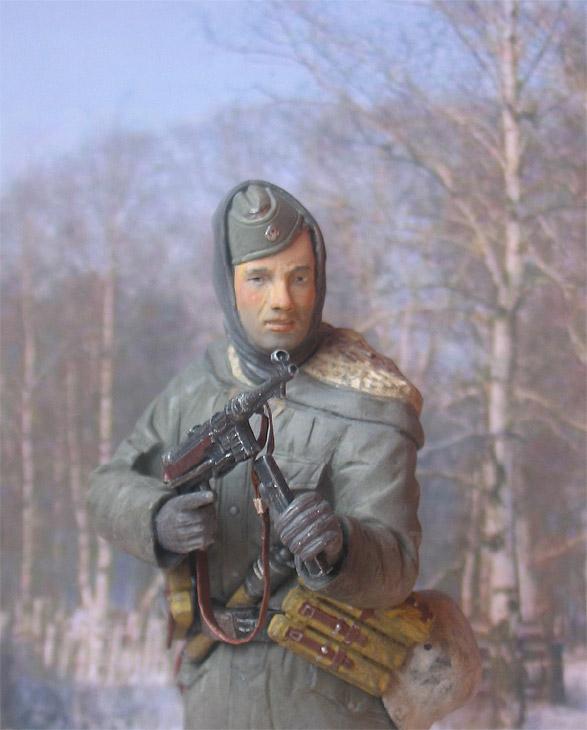 Фигурки: Солдаты Вермахта, фото #6