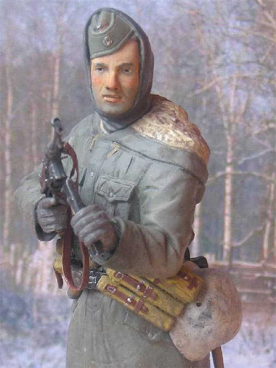 Фигурки: Солдаты Вермахта, фото #7