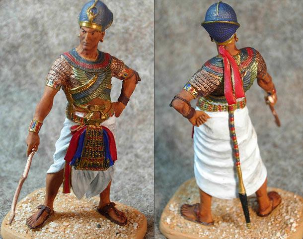 Учебка:  Рамзес II. Битва при Кадеше
