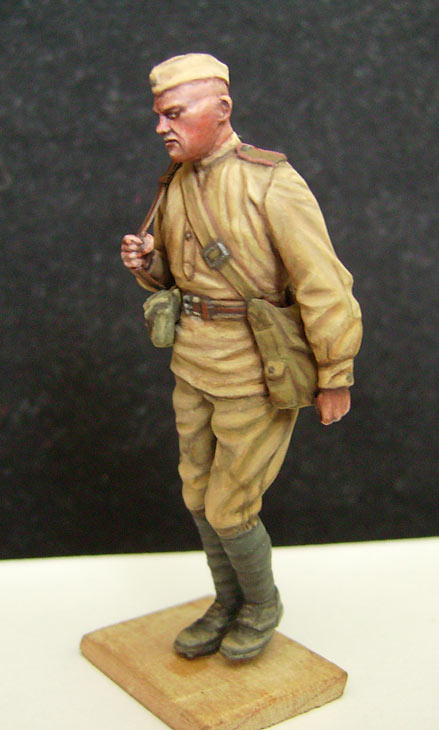 Фигурки: Советский пехотинец, фото #2