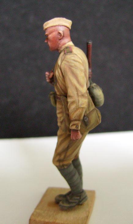Фигурки: Советский пехотинец, фото #3
