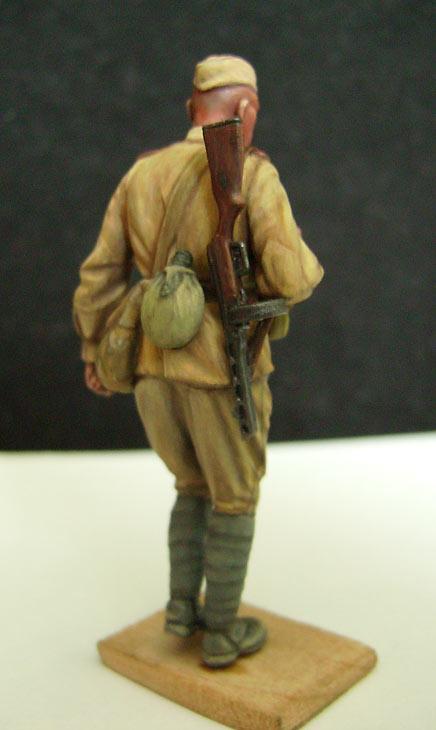 Фигурки: Советский пехотинец, фото #5