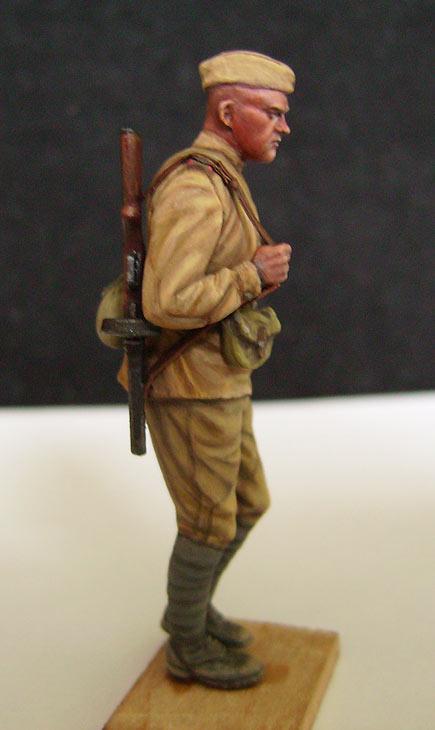 Фигурки: Советский пехотинец, фото #6
