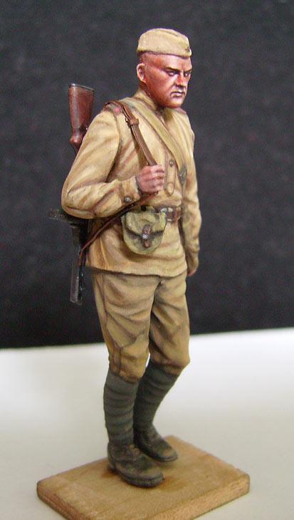 Фигурки: Советский пехотинец, фото #7