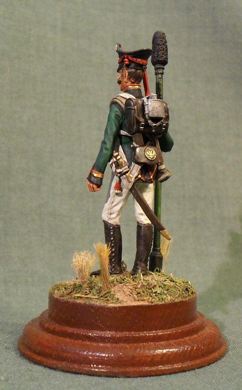 Фигурки: Миниатюры, Отечественная война 1812г., фото #2