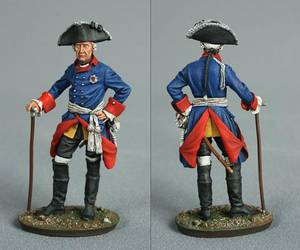 Фигурки: Фридрих II