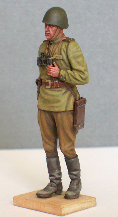 Фигурки: Офицер Красной Армии, лето 1943 г., фото #2