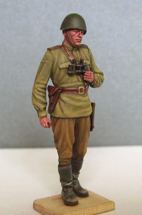 Фигурки: Офицер Красной Армии, лето 1943 г., фото #7