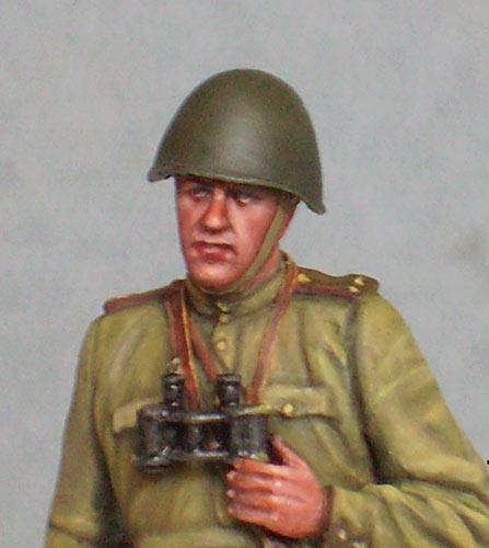 Фигурки: Офицер Красной Армии, лето 1943 г., фото #8