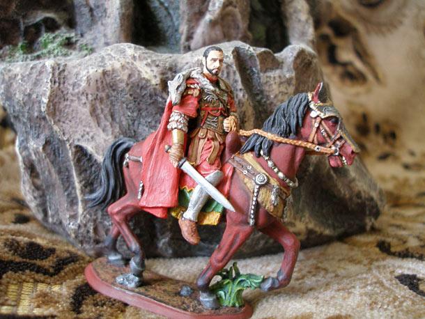 Учебка: Максимус на коне