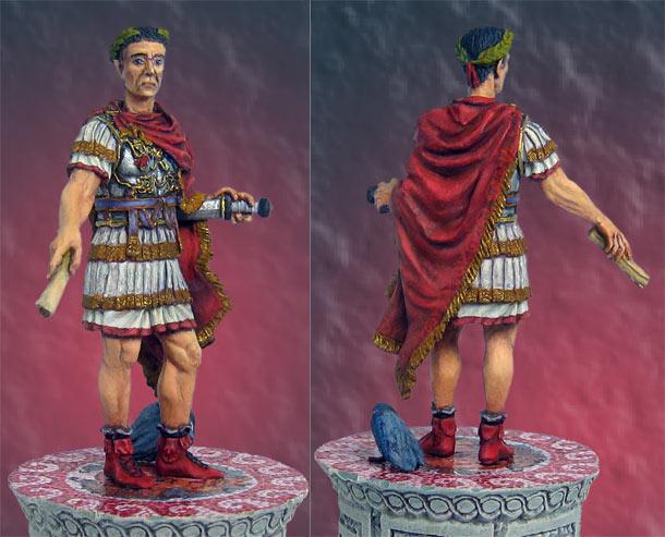 Фигурки: Цезарь