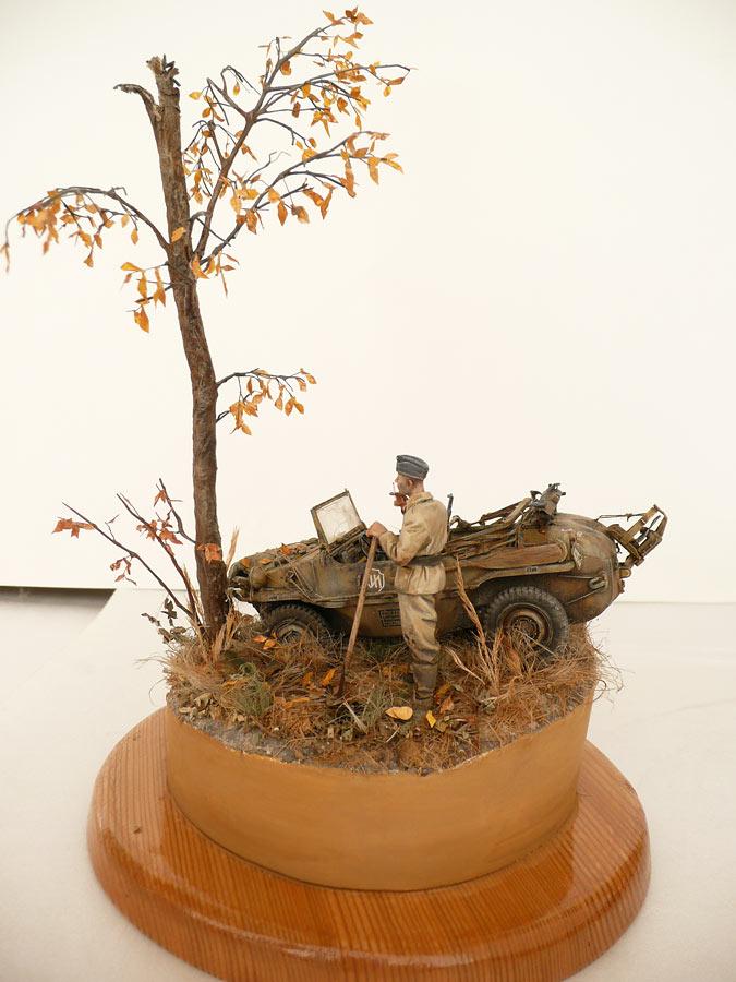 Диорамы и виньетки: Здравствуй, дерево..., фото #1