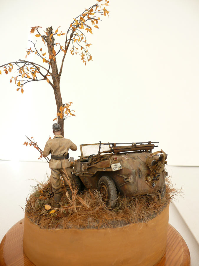 Диорамы и виньетки: Здравствуй, дерево..., фото #2