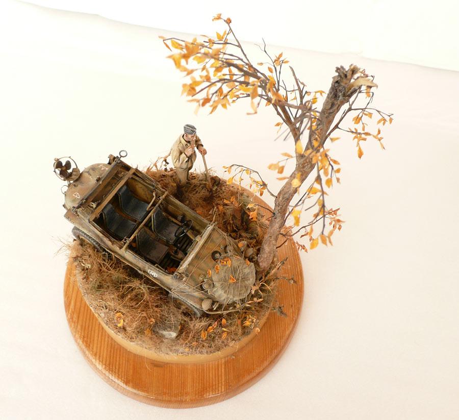 Диорамы и виньетки: Здравствуй, дерево..., фото #7