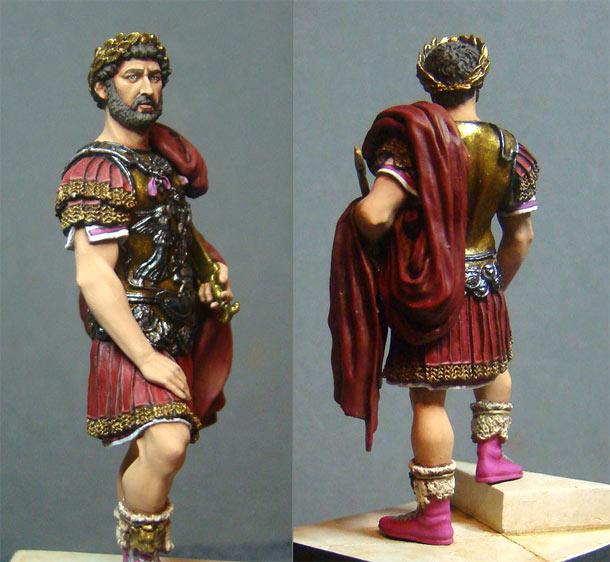 Фигурки: Римский император Адриан