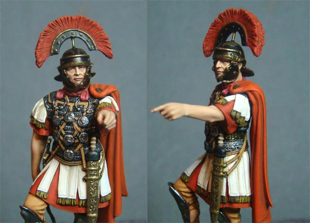 Фигурки: Римский центурион