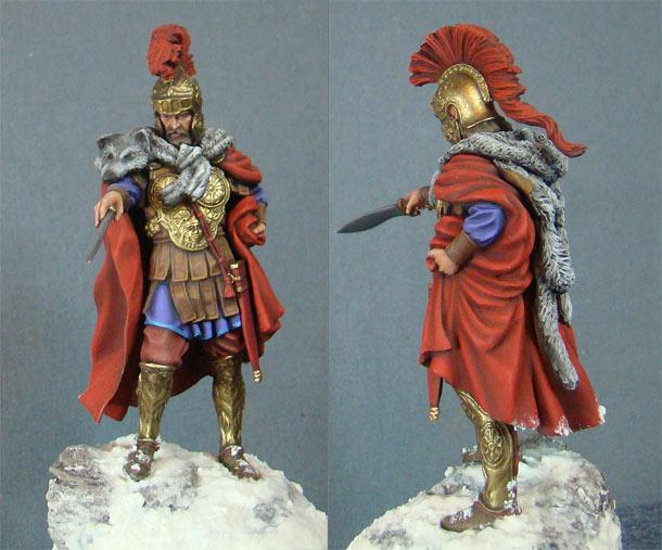 Фигурки: Военачальник армии Ганнибала