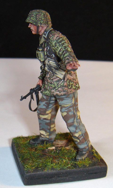 Фигурки: Гренадер 12-ой танковой дивизии СС, фото #3
