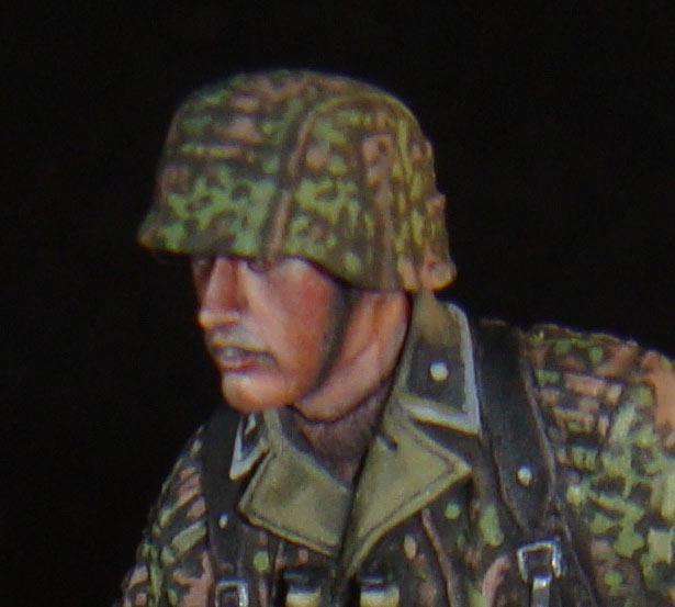 Фигурки: Гренадер 12-ой танковой дивизии СС, фото #6
