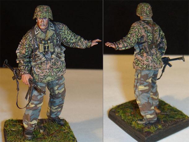Фигурки: Гренадер 12-ой танковой дивизии СС