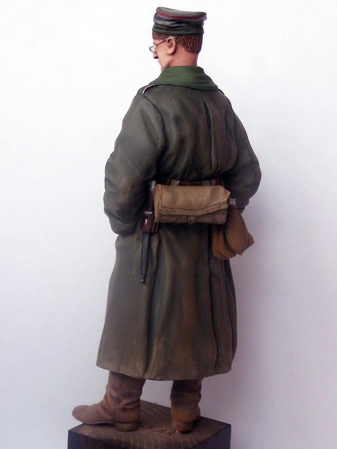 Диорамы и виньетки: На Западном фронте без перемен. Новобранец, фото #2