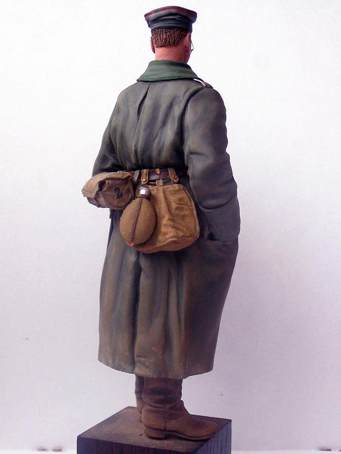 Диорамы и виньетки: На Западном фронте без перемен. Новобранец, фото #3