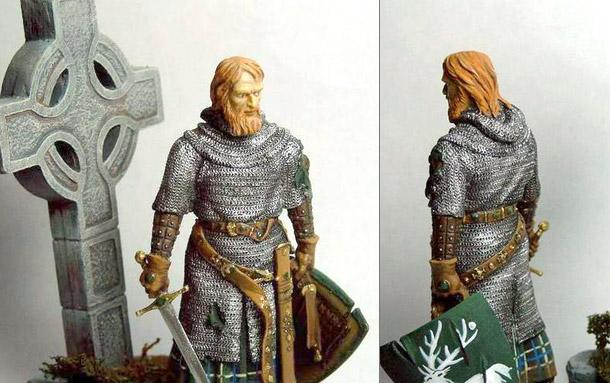 Фигурки: Ирландский рыцарь