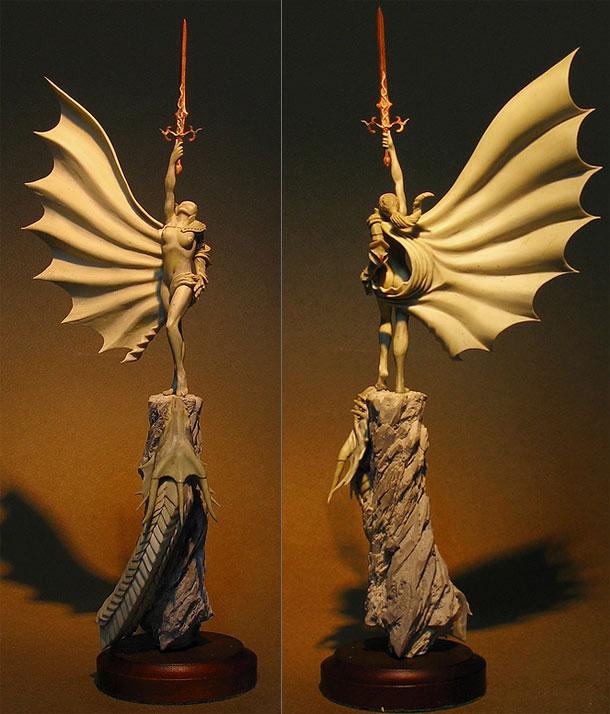 Скульптура: Heavy Metal
