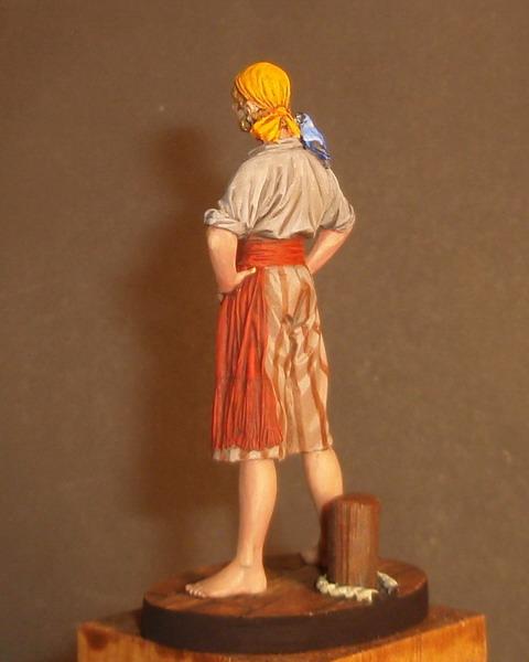 Фигурки: Пират, Мадагаскар, XVI век, фото #4