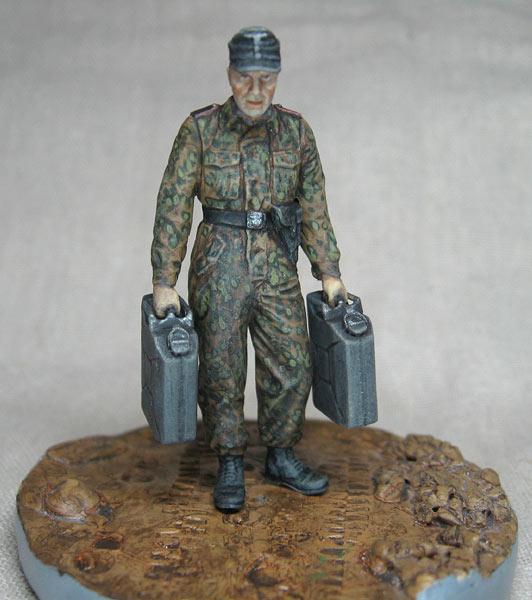 Солдаты ВОВ №23 - Генерал в зимней форме, 1943–1945 гг.