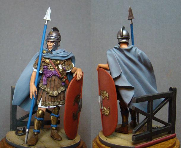 Фигурки: Римский офицер, 31г. до н.э.