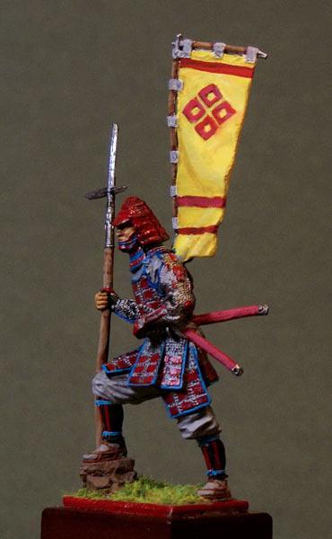 Фигурки: Асигару. Япония, 1600 г., фото #4