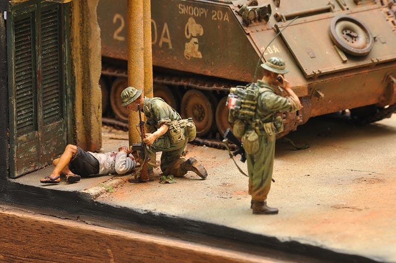 Диорамы и виньетки: Когда скорпион жалит, фото #7