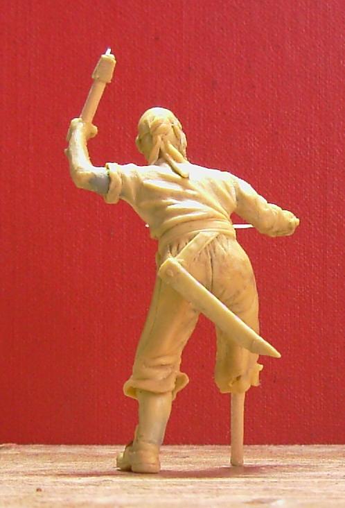 Скульптура: Пиратик, фото #10