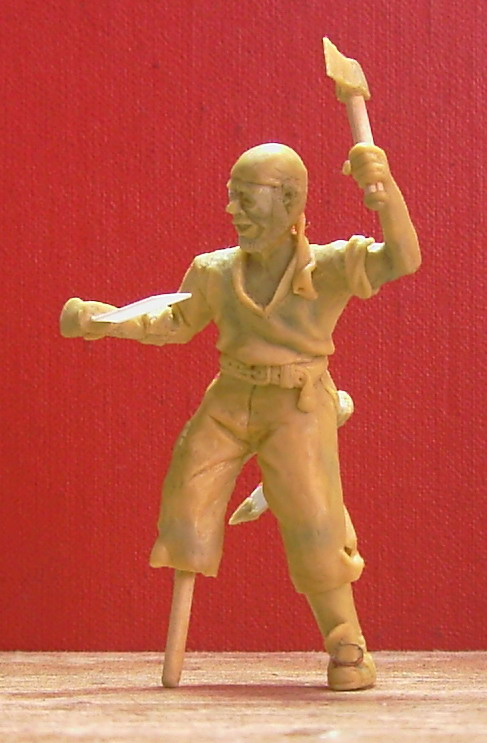 Скульптура: Пиратик, фото #9