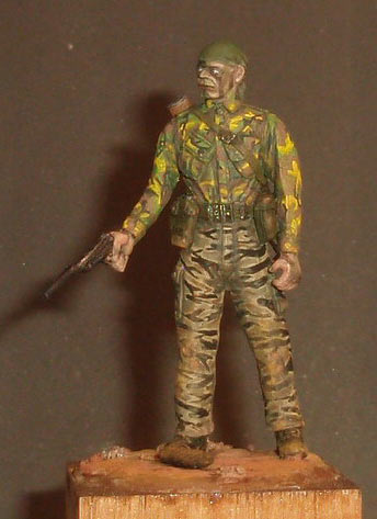 Скульптура: U.S. Navy SEAL, Вьетнам, 1968, фото #1