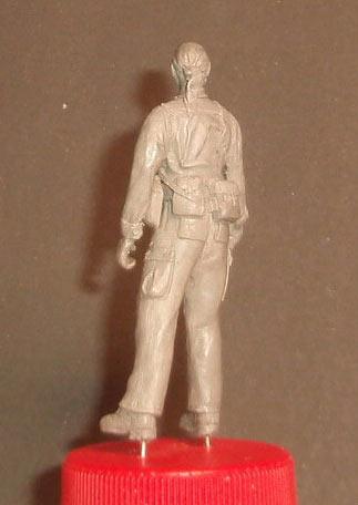 Скульптура: U.S. Navy SEAL, Вьетнам, 1968, фото #10