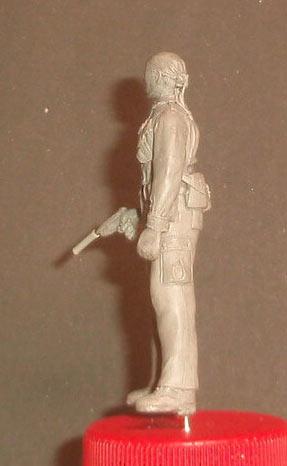 Скульптура: U.S. Navy SEAL, Вьетнам, 1968, фото #11