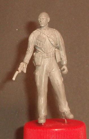 Скульптура: U.S. Navy SEAL, Вьетнам, 1968, фото #13